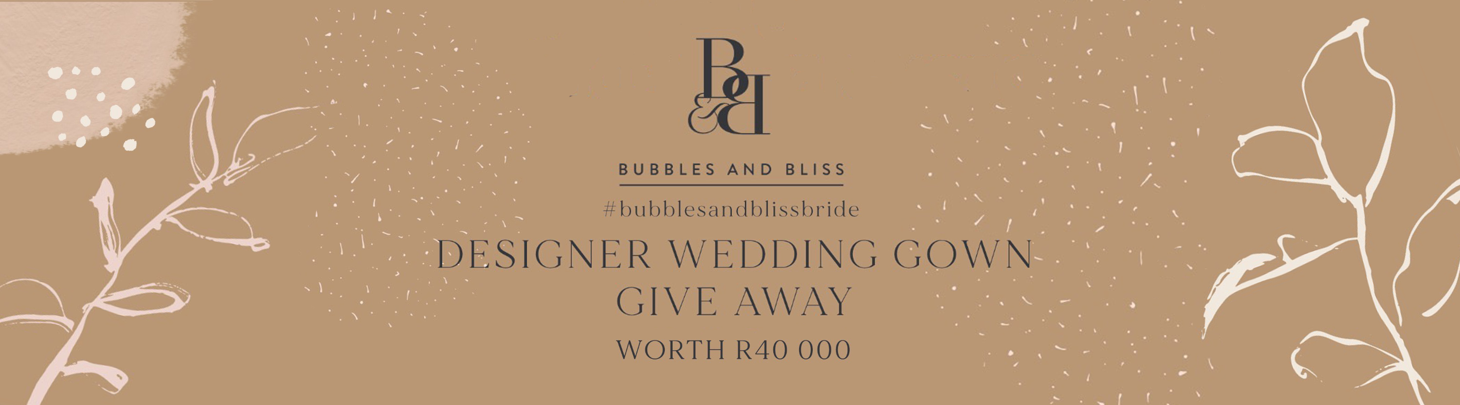 Win a bespoke, Made-to-Measure wedding gown experience!